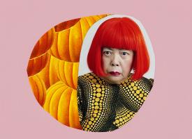 Hey Lady zine Yayoi Kusama