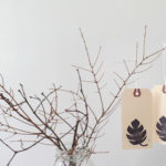 alternative wedding guest book wish tags by messy bed studio