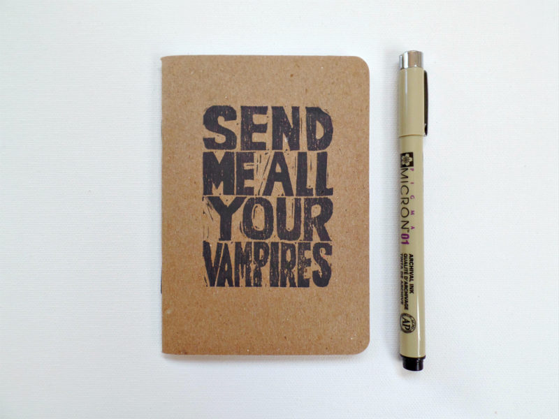 send me all your vampires journal