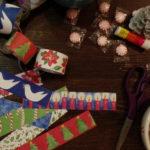Christmas paper chain diy kit