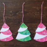 Paper craft kit for Christmas