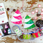 instant download Christmas tree templates