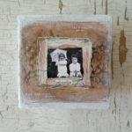 memories keepsake box by messy bed studio