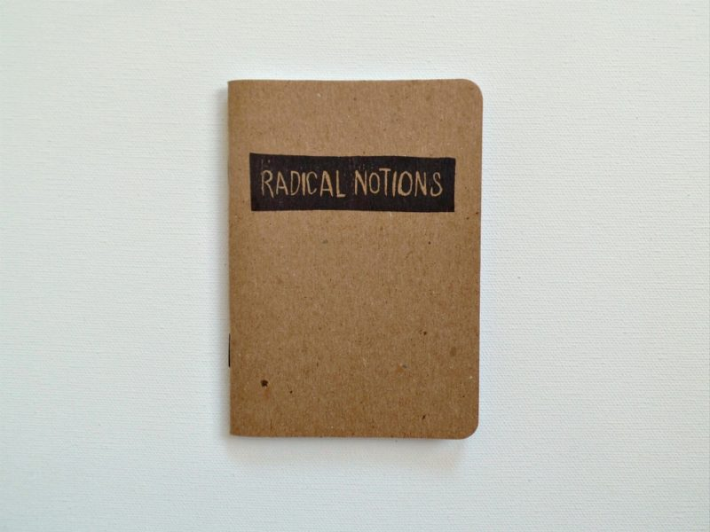 radical notions journal